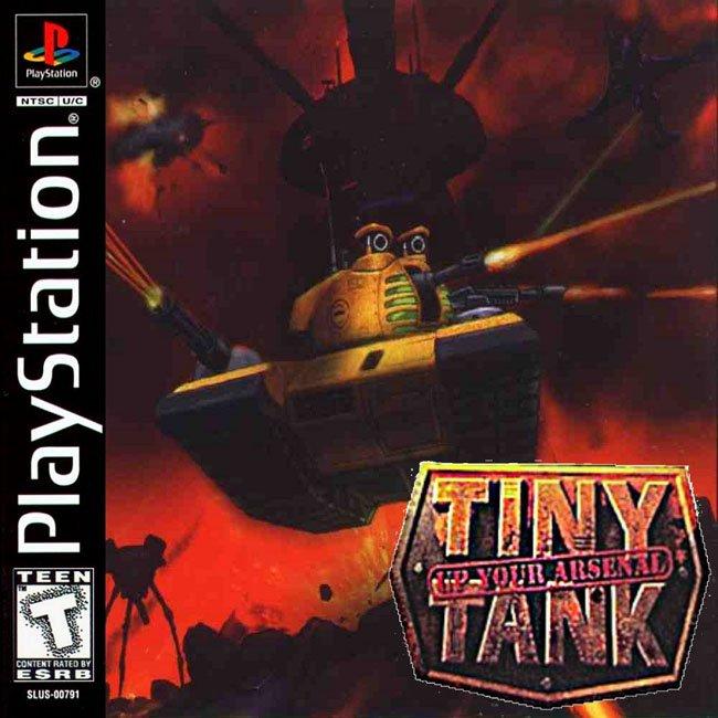 Tiny Tank [U] ISO < PSX ISOs   Emuparadise